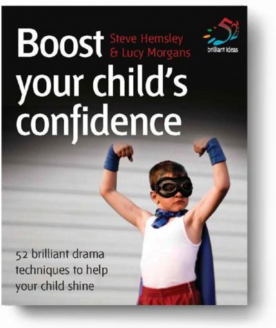 Boost Your Child's Confidence Book